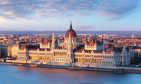 the parliament: Hungary parliament, Budapest symbol
