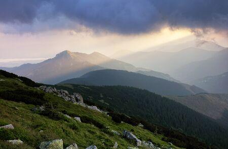 Resort Jasna in Slovakia mountain