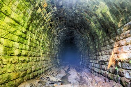 Dark Tunnel  - nobody Stock Photo