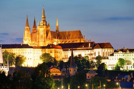 Schloss in Prag