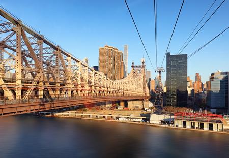 queensboro bridge: New York City, Queensboro Bridge, USA