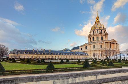 Les Invalides - Paris, France Editorial