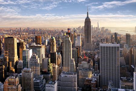 뉴욕시, 뉴욕, 미국 스톡 콘텐츠