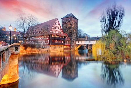 Germany - Nuremberg city