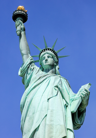 New York City, Statue of Liberty, USA