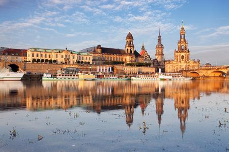 Dresden - Elbe, Germany