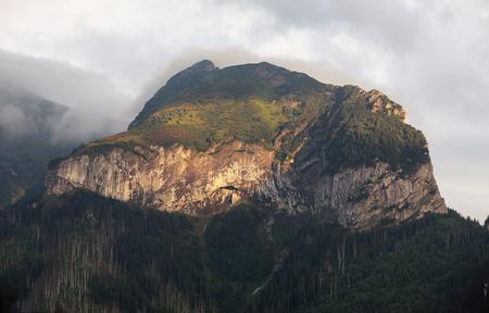 Peak Muran in High Tatras Reklamní fotografie