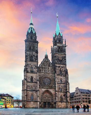 St. Lawrence church - Nuremberg, Germany
