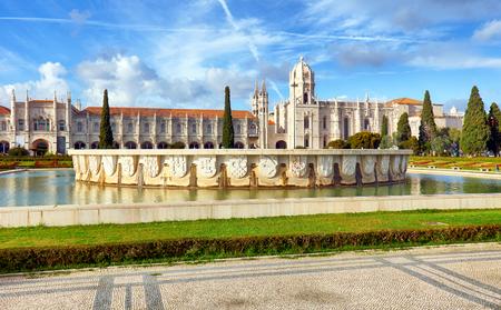 Hieronymites Monastery, Lisbon, Portugal, Europe