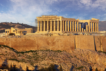 Athens - Acropolis at day, Greece