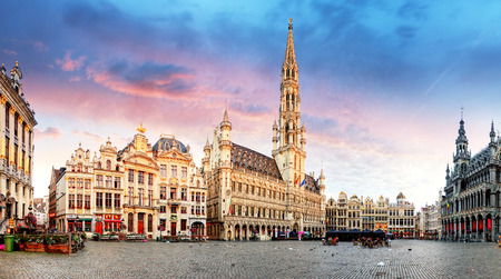 Brussels - Grand place, Belgium