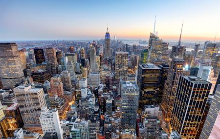 New York City - Manhattan skyline 写真素材