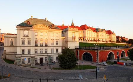 Royal Castle, Warsaw