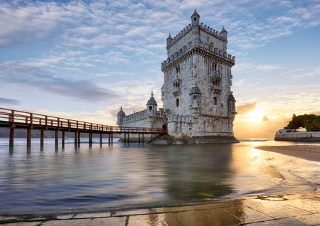 Belem tower, Lisbon, Porugal Editöryel