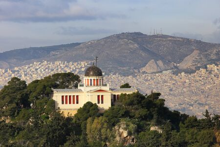 National observatory of Athens, Greece
