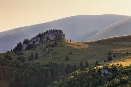 Kralova rock Slovakia rural mountain Фото со стока