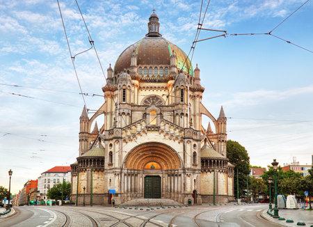 Brussels Saint Mary's Royal Church