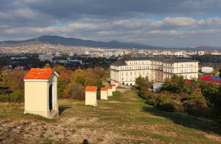 Nitra calvary, Slovakia