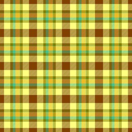 tartan: Decorative fabric texture - tartan
