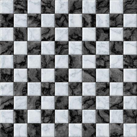 checkerboard: Checkerboard texture - decorative pattern Stock Photo