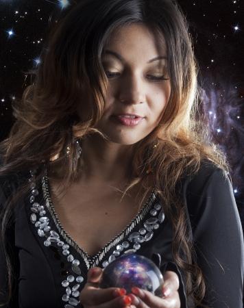 psychic: adivino con bola de cristal