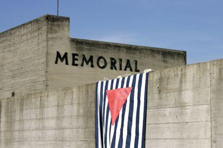 Crematorium in the Nazi concentration camp in Gusen Stock Photo - 5071459