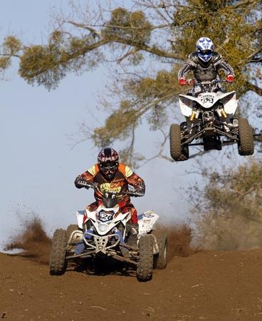 Motocross competition - XXIII Grand Prix of the Independence of the name of Wladyslaw Dudzinski, Sochaczew, 11.11.2011 Poland