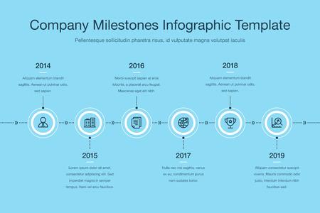 Business-Infografiken auf weißem Hintergrund stock photography Einfach für Ihre Website oder Präsentation zu verwenden.