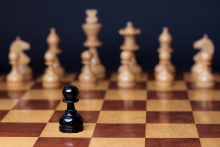 intolerancia: Racismo ajedrez!