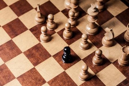 rassismus: Chess Rassismus!