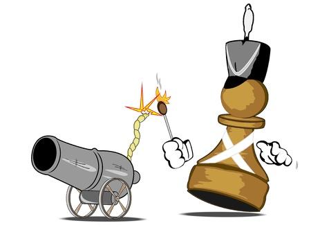 pawn the gunner