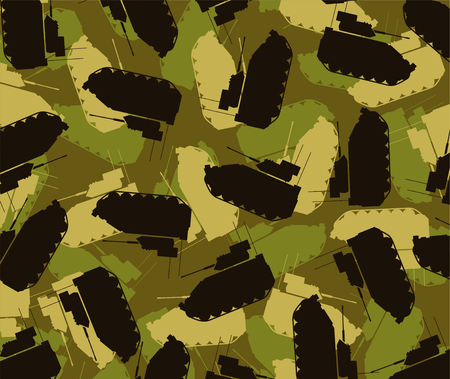 units: vector background of military units 3 Illustration