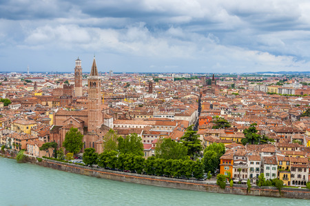 Verona cityscape photo