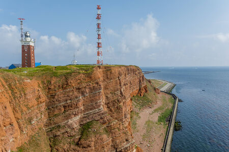 Towers on Helgoland photo
