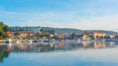 starigrad: Stari Grad cityscape Croatia