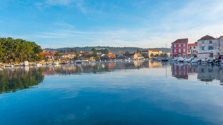 grad: Stari Grad morning sun Croatia