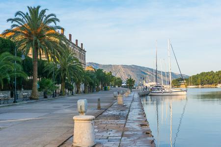 Stari Grad marina Croatia