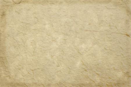 Handmade old rice paper, texture Stock Photo - 4055598