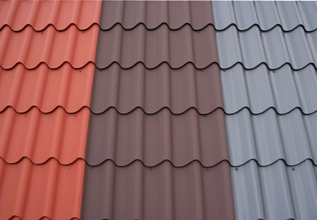 stale:  roof tiles, as background