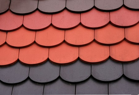 stale:  roof tiles as background
