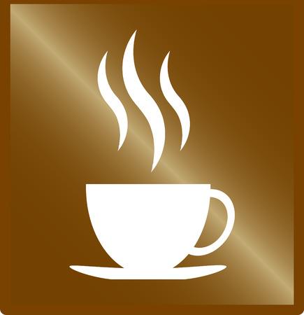coffee cup vector Stock Vector - 4376784