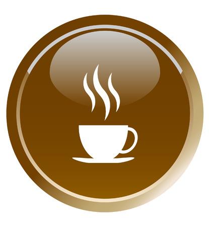 sip: bot�n de caf�, vector