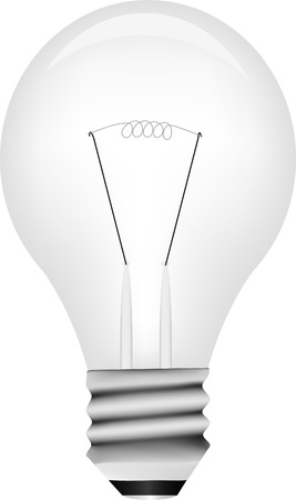 Vector light bulb Stock Vector - 4408750