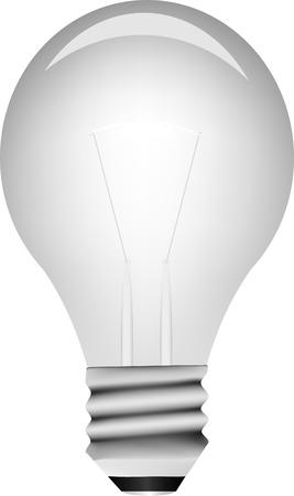 Vector light bulb Vector