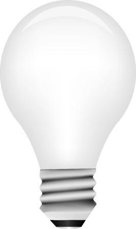 Vector light bulb Stock Vector - 4408881