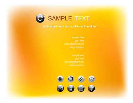 abstract background, web page template Vector