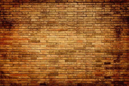 brick clay: Old wall as background