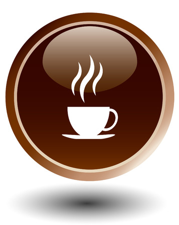 sip: bot�n de caf�, vector de