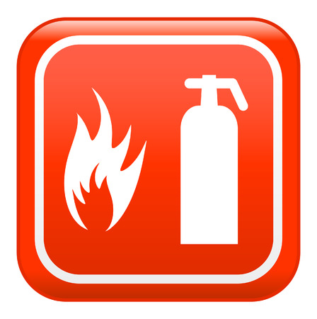 wayout: Fire sign , vector