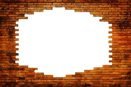 wall textures:  brick wall as background